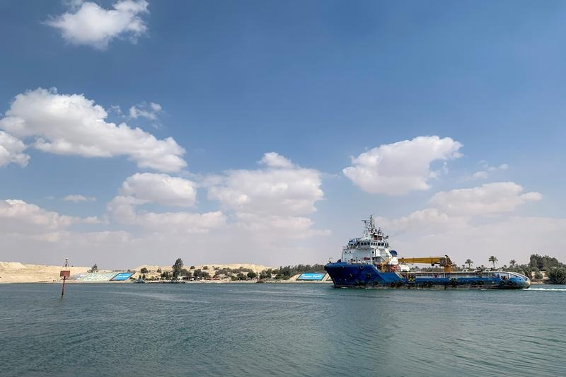 What does the Suez Canal blockage mean for oil shipments?