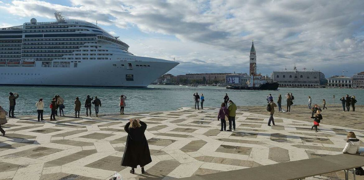 Italy Bans Cruise Ships from Entering Historic Venice City Center